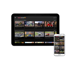 Lucas Oil Racing TV - Devices